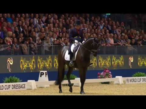 Brett Kidding's First Grand Prix Freestyle @ Olympia The London International