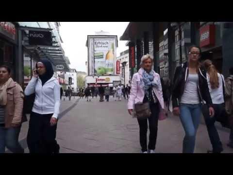 Stadt Essen 2013 / Tour durch die Innenstadt