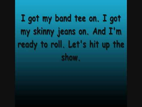 Brokencyde Band Tee Lyrics mp3