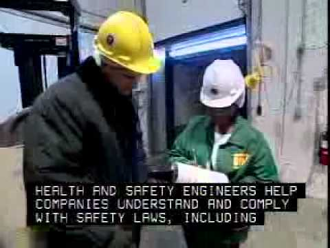Health Safety Engineer Job Description - Youtube