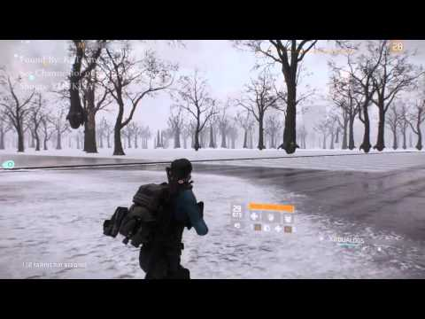 The Division Glitches: Exploring Central Park and Unfinished Dark Zone DLC