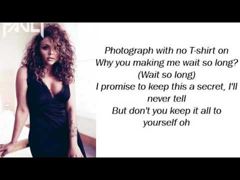 Little Mix - Touch (acoustic) [LYRICS + PICTURES]
