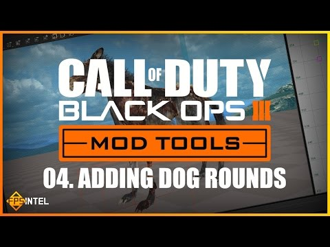 HOW TO FIX THE DOG ROUND BUG - BLACK OPS 3 MOD TOOL TUTORIAL