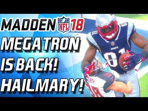 MEGATRON! CALVIN JOHNSON IS BACK! - Madden 18 Ultimate Team
