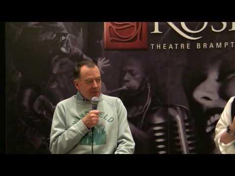 Rod Beattie Interviewed by Studio b with Birgit Moenke (Part 1)