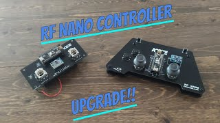 The RF Nano Controller Upgrade! (Building your own custom NRF24L01 Arduino based Robot Controller)