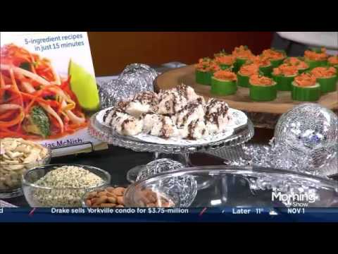 Raw Quick and Delicious with Doug McNish on Global TV