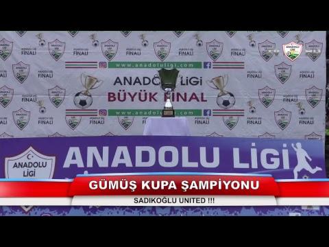 Anadolu Ligi Gümüş Kupa Finali | Athletic Bilbao - Sadıkoğlu United