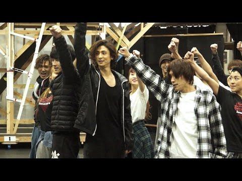 古川雄大、平間壮一らメインキャストが歌唱披露!ミュージカル『ロミオ&ジュリエット』公開稽古  エンタステージ