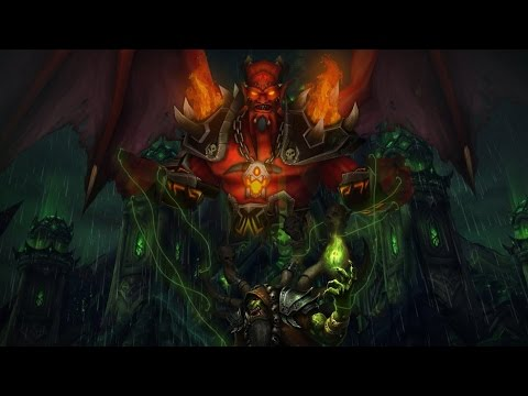 The Tomb of Sargeras [Lore]