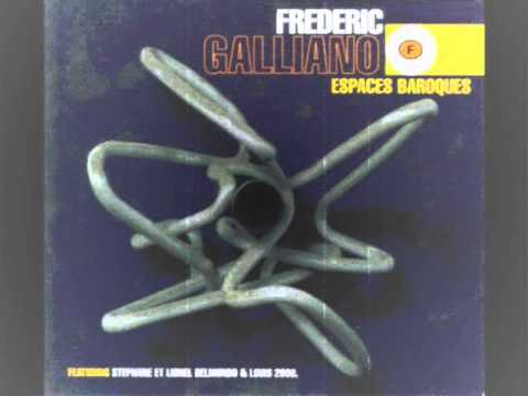 Fréderic Galliano - Plis Infinis No. 3