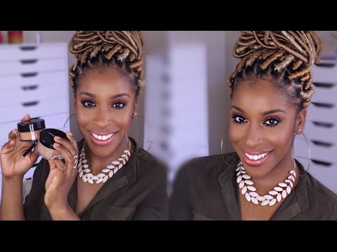 BEST Translucent/Setting Powders for Dark Skin #FixItFriday | Jackie Aina