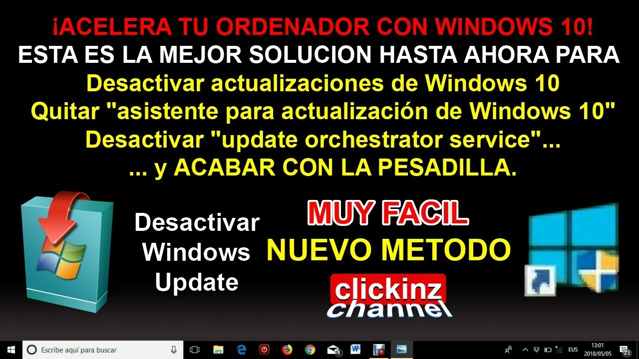 windows 10 update facilitation service