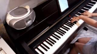 Download lagu Oh Jun Seong White Flower Piano CoverSheets MP3