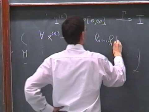 Landau Lectures| Prof. Müller | Part 1 | 2002/3