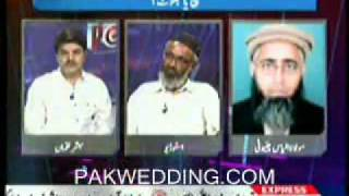 LIES of MOLVIES Exposed - Point Blank - 24th March 2010 - Part 1..