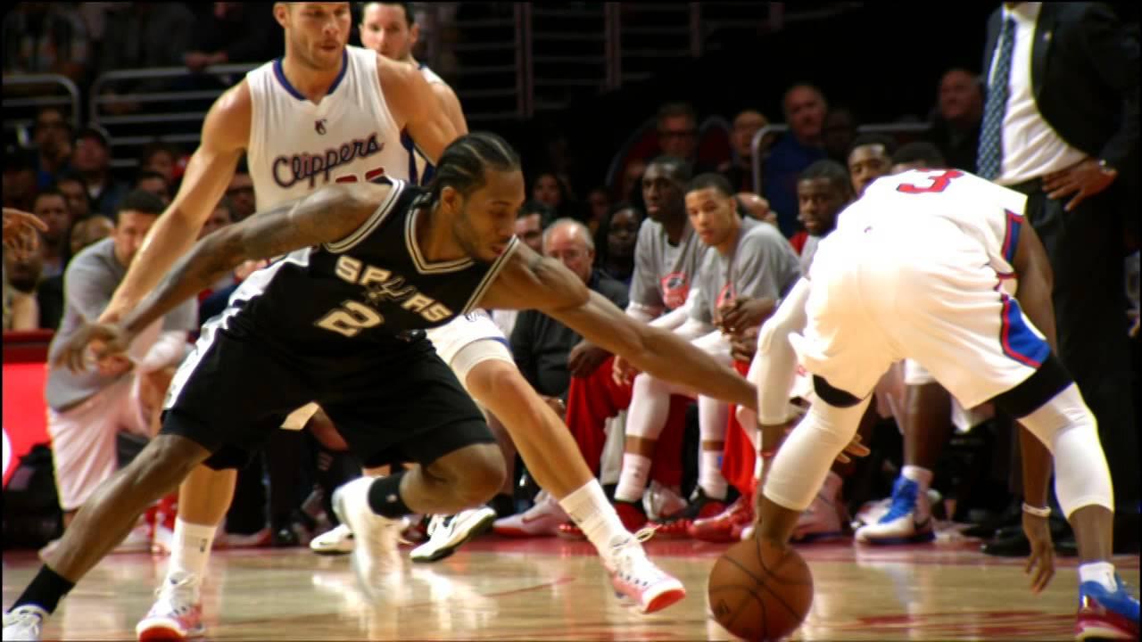 4254bd943e5 Kawhi Leonard is the 2015 KIA NBA Defensive Player of the Year - YouTube