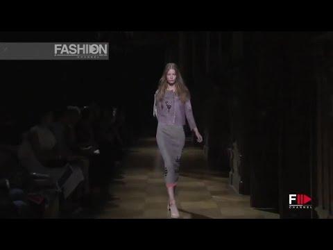SONIA RYKIEL Fashion Show Spring Summer 2014 Paris HD by Fashion Channel