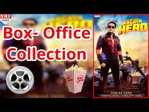 Box- Office Collection Of 'Aa Gaya Hero'   Govinda