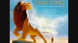 The Lion King Soundtrack - The King Of Pride Rock (Spanish)