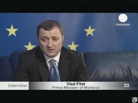 EURONEWS - Interviu Vlad Filat
