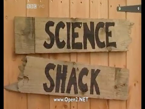 Science Shack   Can you fly like a bird?