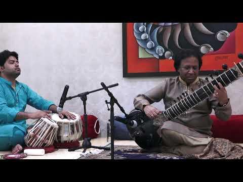 Raag Sahana   Shahid Parvez Khan   Bazm E Khas   Live Concert