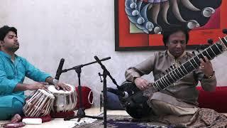 Shahid Parvez Khan | Raag Sahana | Bazm e Khas | live baithak