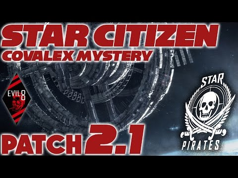 Star Citizen 2.1 Covalex Shipping Hub Mystery