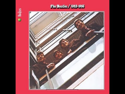 The Beatles 8-Bit : Red album (1962-1966)