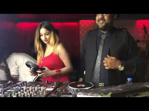 DJ Piyu Performing Live At Hilton Hotel , Abu Dhabi U.A.E .