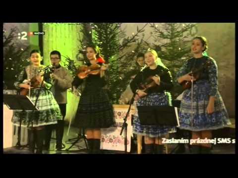 Matičiarik Nové Zámky: Pásli pastieri, Kyrie kyrie, Anjel Pána Gloria (Vianočné piesne)