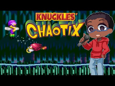D-Money107 Plays: Knuckles' Chaotix