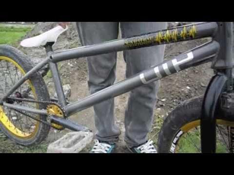 Backyard BMX Dirt Jumps - YouTube
