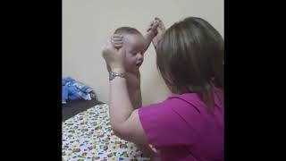 В Армавире опытный массажист с медицинским образованием поможет детям с ДЦП