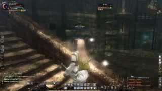 プリーストでウォッチマン討伐 忘却の寺院 ウィザードリィオンライン WizardryOnline WIZON アルバロア鯖 セネカ