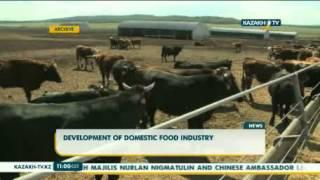 Более 80% основных продуктов питания на внутреннем рынке - казахстанского производства