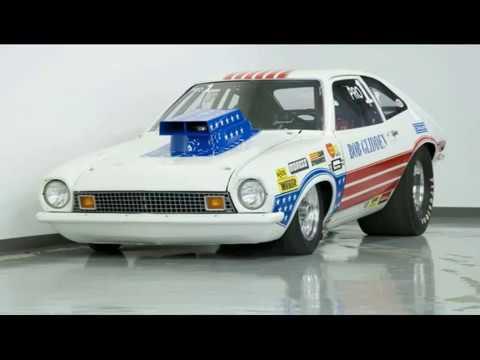 Bob Glidden-NHRA,Ford Pinto,Drag Racing
