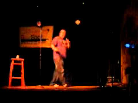Doug G Comedy at the Creole Gallery 9-25-2010 part 1 of 2