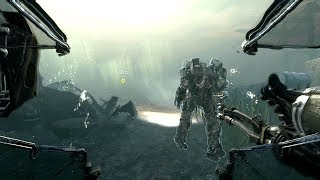 Awesome Mission on MECH ROBOT in Cool FPS Game on PC Call of Duty Advanced Warfare