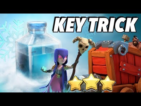 The Key to Success w/ Frozen Witch Strategy | Clash of Clans