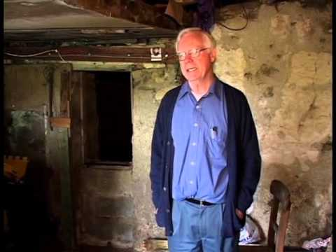 Michael Doyle Talks about home - Poet of Poverty