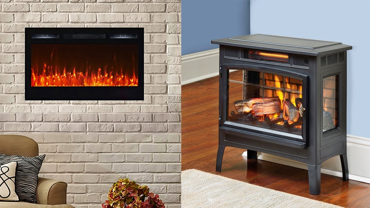 5 Best Electric Fireplaces To Buy On Amazon Top Electric