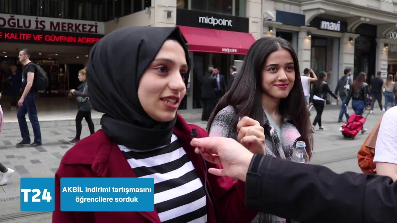 AKBİL indirimi ile alakalı İstanbul Öğrencileri Neler Söyledi?
