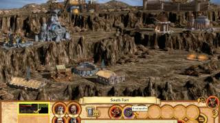 Heroes of Might and Magic IV : Winds of War Campaign - Barbarian Hordes - The Great Wall