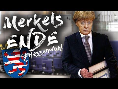 Ist die Hessenwahl Merkels Ende?