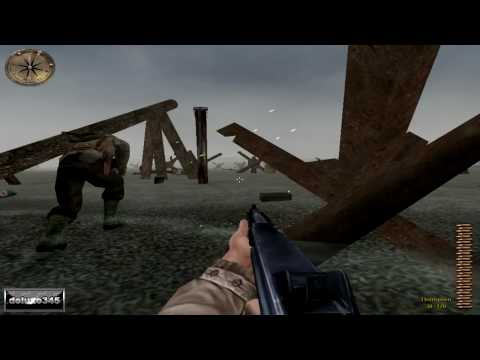 Medal of Honor: Allied Assault Gameplay (PC HD)