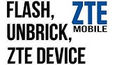HOW TO FLASH AND UPDATE ZTE ALL MOBILES ? - YouTube
