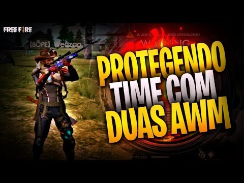 PROTEGENDO O TIME COM 2 AWM! FT BOPE JOSE...