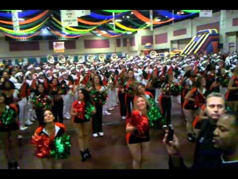 Hurricanes fight song